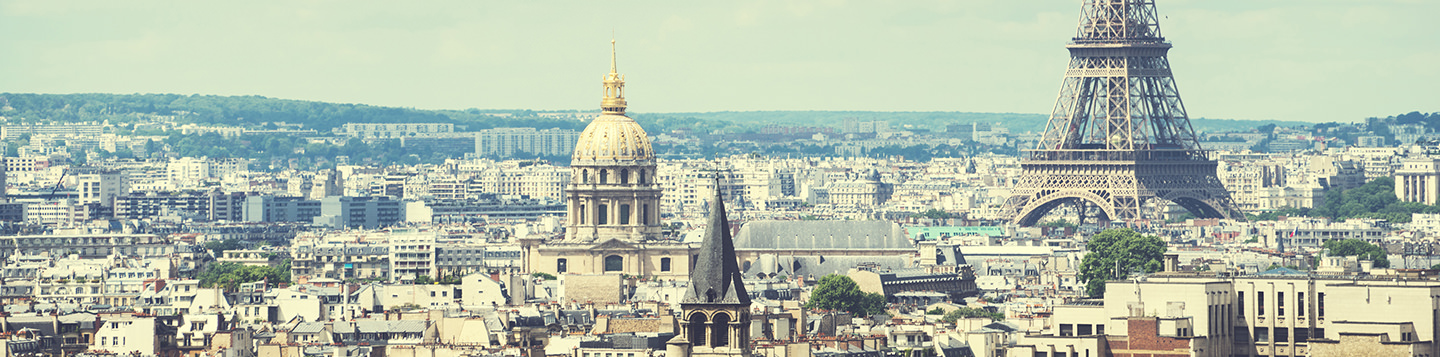 French_History_ Blue_City_View_Of_Eiffel_Tower_And_Les_Invalides