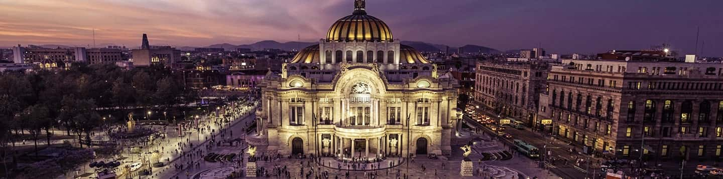 Palacio de Bellas Artes in Mexico Tips to Learn Spanish For Beginners page