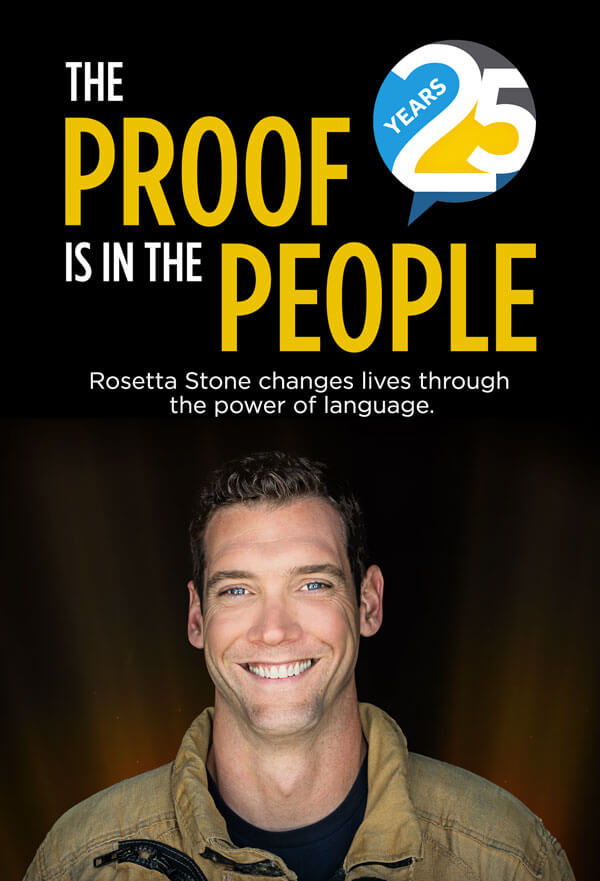 Rosetta Stone changes lives through the power of language