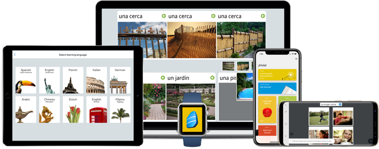 Language Learning Mobile Apps — Rosetta Stone