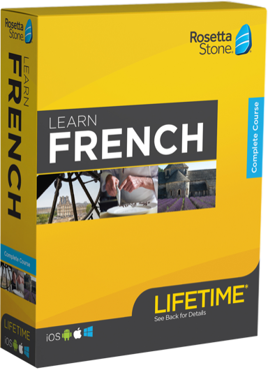 Rosetta Stone French, Learn French